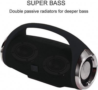 Boombox Max Wireless Bluetooth Speaker with Mic