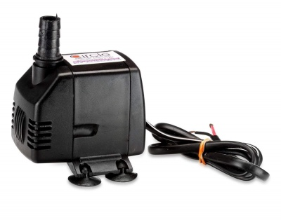 All in one Submersible Cooler Pump for Desert Air Cooler, Aquariums, Fountains, 12W (Assorted Color)