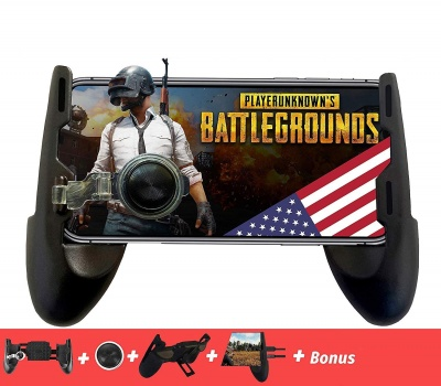 The Echt Mobile Game Controller/Pads Joint, Yard 1 Pair Sensitive Triggers Gamepad