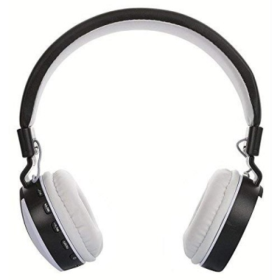 The Echt Foldable MS-771 Creative Sound Foldable Headset Wireless Bluetooth Headphone Hurrican Series Bluetooth Stereo Headphones with Microphone for Smart Phone