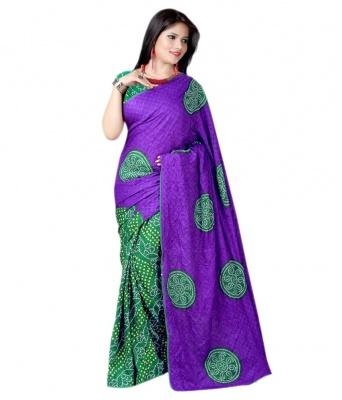 Bandhani 702 Design Fashion Georgette Sarees- For Women