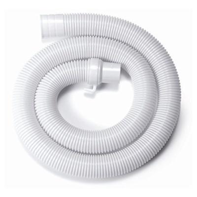 Universal 4 METER Washing Machine Outlet Drain Waste Water Hose Flexible Hose Pipe