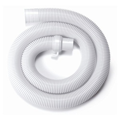 Universal 3 METER Washing Machine Outlet Drain Waste Water Hose Flexible Hose Pipe