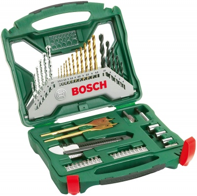 Bosch 2607019327 Titanium Drill Bit Set