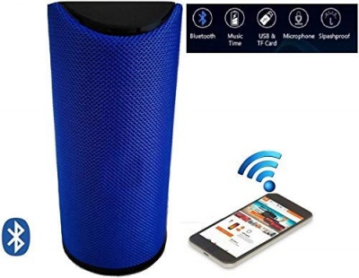 TG-113 Wireless Portable Bluetooth Speaker Asurated Color