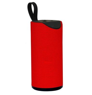 Bluetooth Speaker Portable Wireless Speaker with Mic Super Bass Splashproof Wireless Bluetooth Speaker (Random)