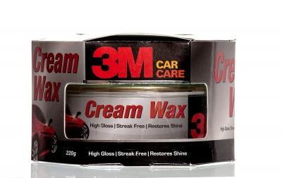 3M Auto Specialty Cream Wax