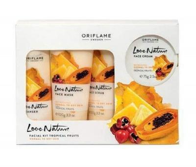 Oriflame Love Nature Facial Kit