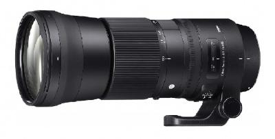Sigma 150-600 mm f/5-6.3 DG OS HSM Contemporary Lens for Nikon Cameras