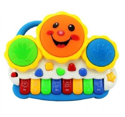 Drum Keyboard Musical Toys