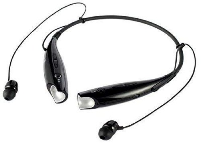 OWS HBS-730 Wireless Bluetooth Stereo Headset with Call Functions(Black)