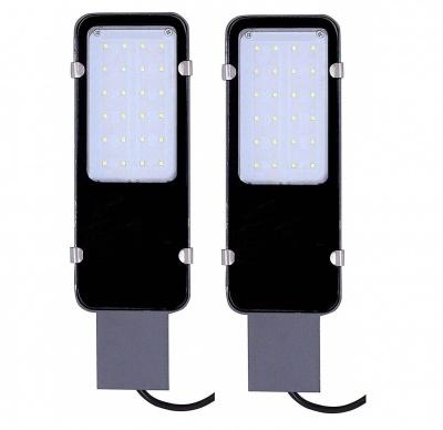 48-Watt Waterproof LED Street Light Cool White 6500K White 2 Years Warranty- Pack of -2