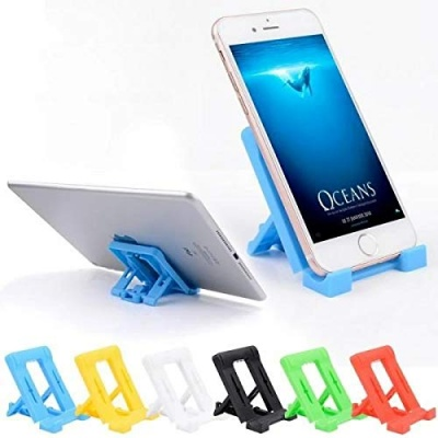 Adjustable 4 Steps Foldable Mobile Stand Holder