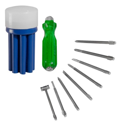 8-Pieces Screwdriver Kit Standard Screwdriver Set Standard Screwdriver Set