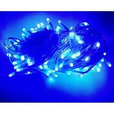 Sof 36 LED Bulbs String Light for Diwali, Flameless & Smokeless LED Lights for Any Festival/Diwali/Christmas/Events/Home Decoration (Blue Light, 15m)