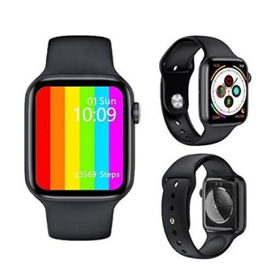Smart Watch series 6 Smartwatch 1.75 Inch Full Touch Screen IP68 Waterproof Heart Rate Blood Pressure Monitor