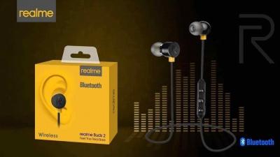 realme buds 2 wireless bluetooth earphone