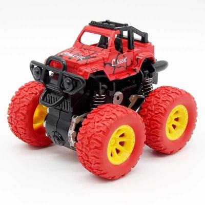 Kids Cars Toys Monster Truck Inertia SUV Friction Power Vehicles Baby Boys Super Cars Blaze Truck Children Gift Toys