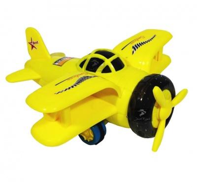 Lighting Friction Bomber 3D Light and Music Plane Toys kids