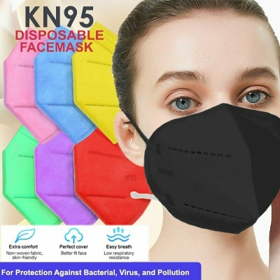 Combo 10 pices mask for women men stylish Reusable,Outdoor Anti-Pollution, Dust Face Mask Multicolour Pack of 10