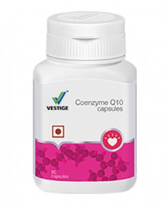 Vestige Coenzyme Q 10 Capsules